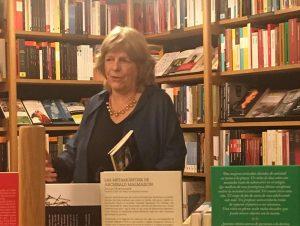 María Tena en la Librería Walden
